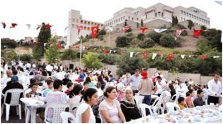 Consulate Istanbul Iftar