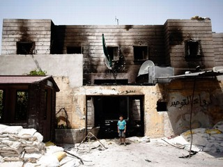 Widespread documentation of the crises in Bahrain and Syria has not prompted U.S. intervention.