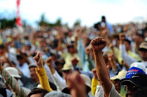 The Okinawa Base Debate: A Microcosm of ContestingNarratives