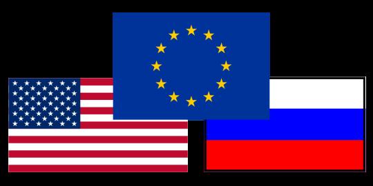 AmericaRussiaEU