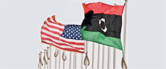 Libya Flags