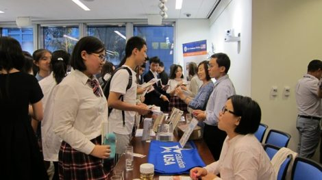 When Policy Meets Public Diplomacy: U.S. losing its edge in attracting international students