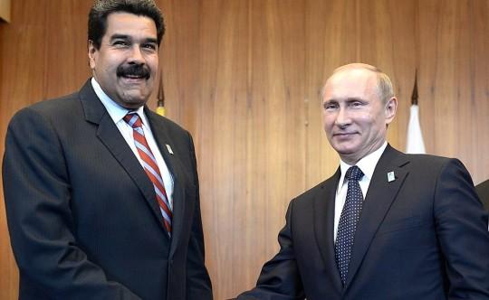 Maduro-Putin